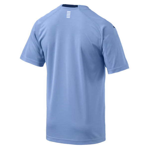 Uruguay Replica Heimtrikot, Silver Lake Blue-Puma Black, large