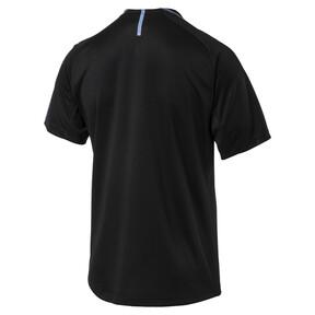 Imagen en miniatura 4 de Camiseta deportiva de training de hombre de Uruguay, Puma Black-Silver Lake Blue, mediana