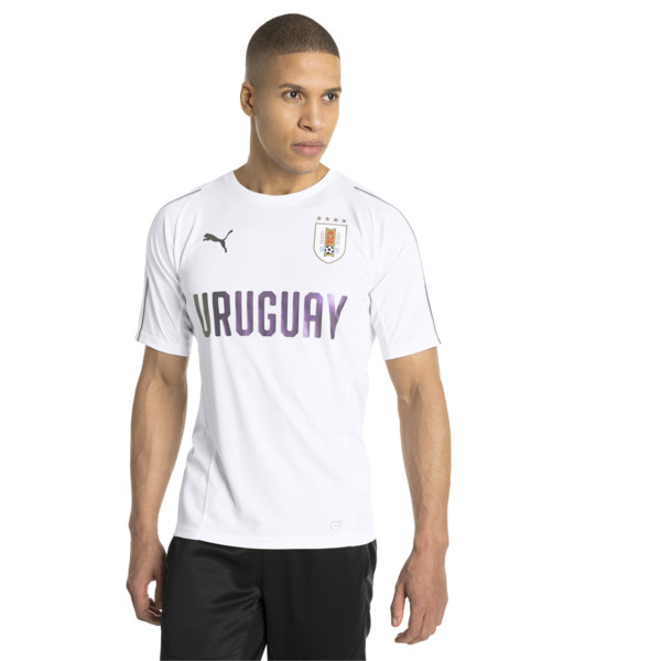Uruguay Men's Training Jersey, 12, large
