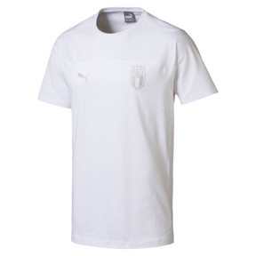 Thumbnail 1 of FIGC Men's Tee, Puma White, medium