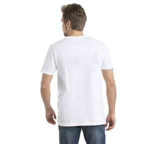 Thumbnail 3 of FIGC Men's Tee, Puma White, medium
