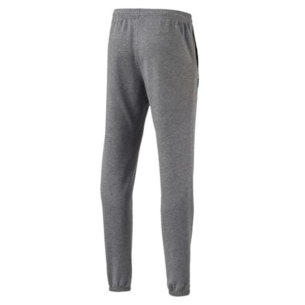 Pantalon de survêtement Italia pour homme, Medium Gray Heather, large