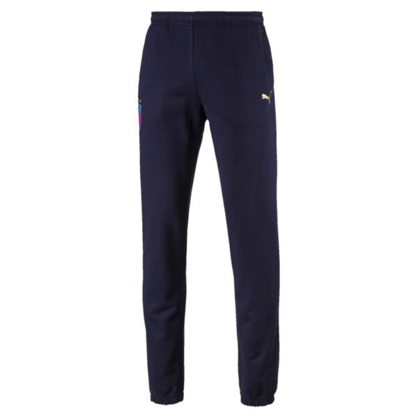 Pantalon de survêtement Italia pour homme, Peacoat, large