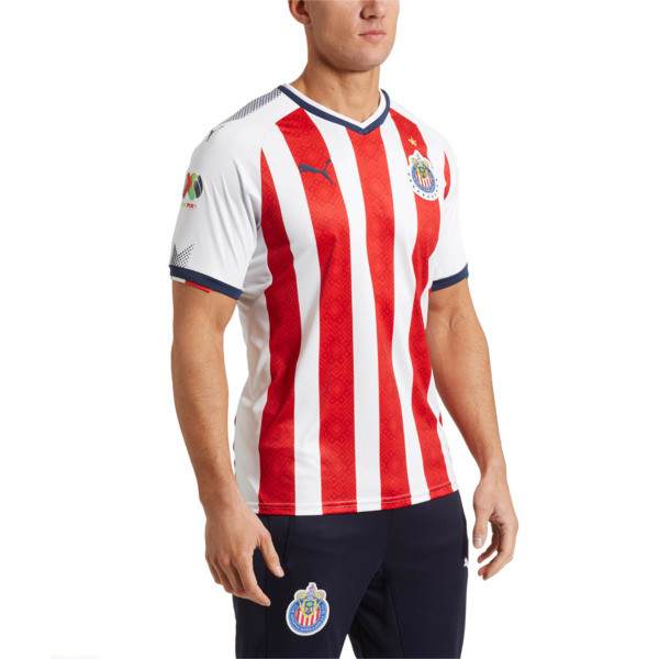 huge discount 6fa1a 5df68 2017/18 Chivas Home Authentic Jersey