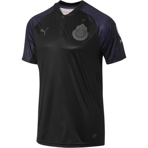 Thumbnail 1 of 2017/18 Chivas Away Shirt Replica, Puma Black-Peacoat, medium