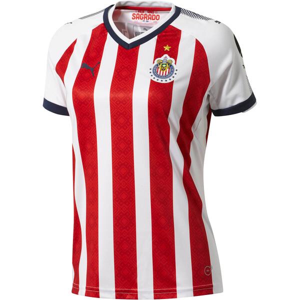 f59624db8 2017 18 Chivas Women s Home Replica Shirt