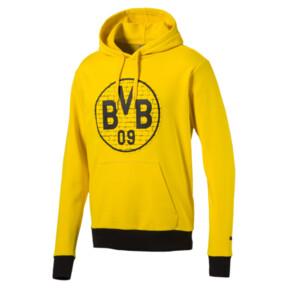 Thumbnail 1 of Sweat à capuche BVB Fan, Cyber Yellow-CREST, medium