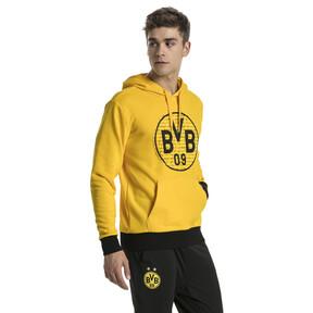 Thumbnail 2 of Sweat à capuche BVB Fan, Cyber Yellow-CREST, medium
