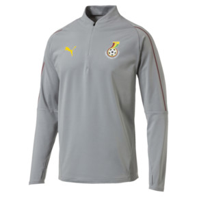 Ghana 1/4 Zip Training Top