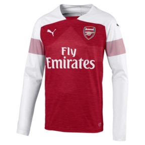 AFC Men's Long Sleeve Home Replica Jersey