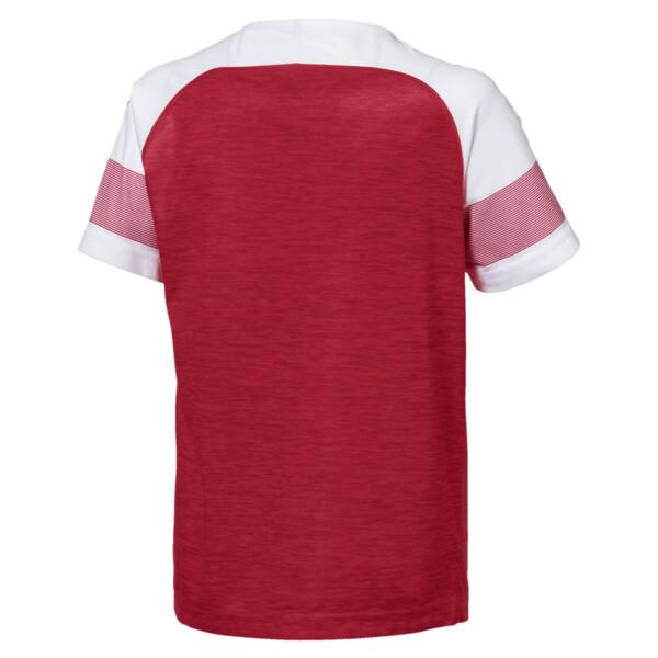 キッズ ARSENAL SS ホーム レプリカシャツ, Chili-White-Chili Pepper, large-JPN