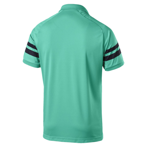 AFC Third Men's Short Sleeve Jersey, Biscay Green-Peacoat, large