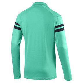 Thumbnail 5 of AFC Men's Long Sleeve Third Replica Jersey, Biscay Green-Peacoat, medium