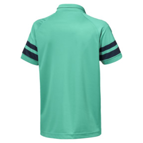 Thumbnail 2 of AFC Kids' Third Replica Jersey, Biscay Green-Peacoat, medium