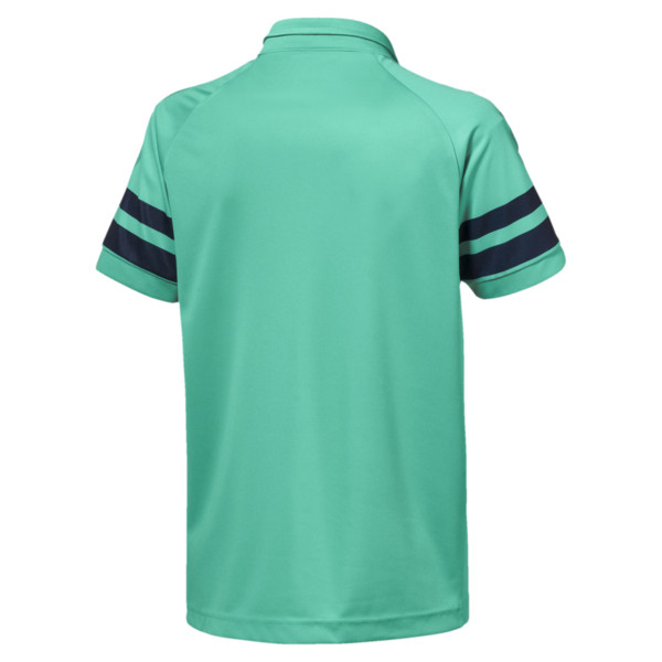 AFC Kids' Third Replica Jersey, Biscay Green-Peacoat, large