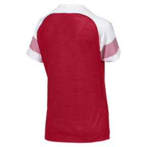 Thumbnail 2 of AFC Women's Home Replica Jersey, Chili-White-Chili Pepper, medium