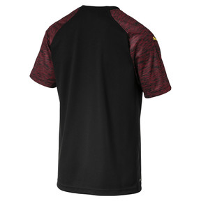 Thumbnail 2 of Maillot de goal AFC Replica pour homme, Puma Black-Pomegranate, medium