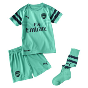 Thumbnail 1 of AFC Kinder Mini Ausweichset, Biscay Green-Peacoat, medium