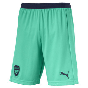 Thumbnail 4 of AFC Men's Replica Shorts, Biscay Green-Peacoat, medium