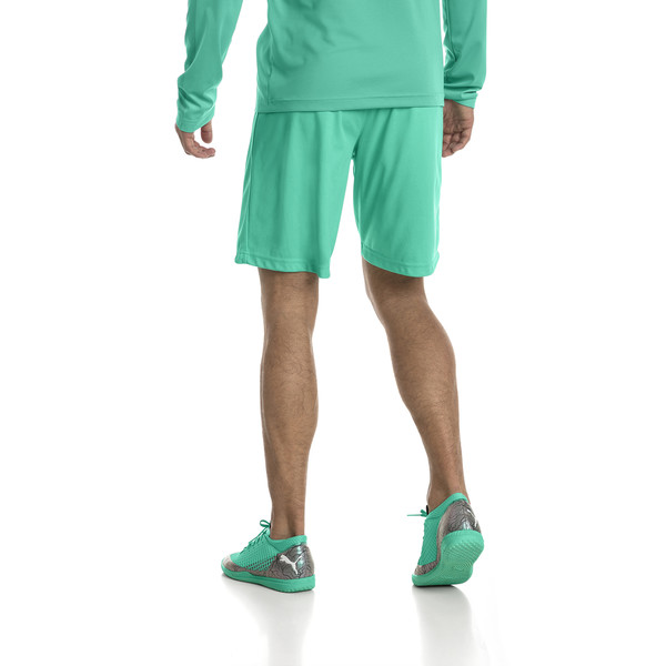 AFC Men's Replica Shorts, Biscay Green-Peacoat, large