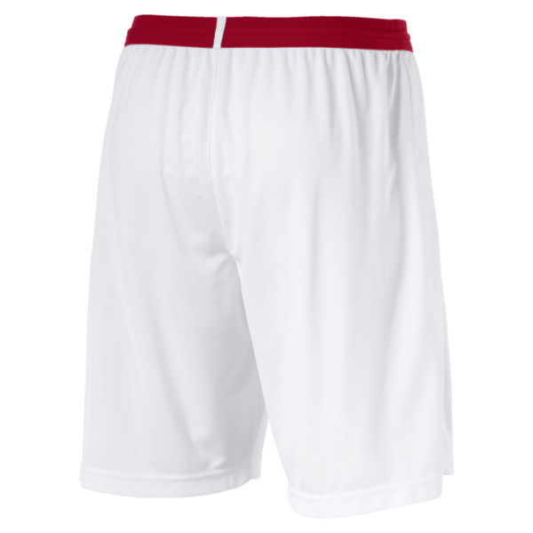Short AFC Replica pour homme, Puma White-Chili Pepper, large