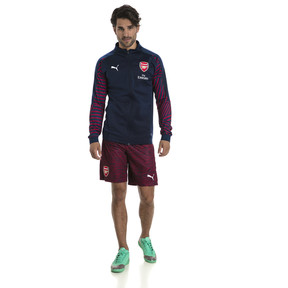 Thumbnail 3 of AFC Men's Replica Shorts, -Peacoat-High Risk Red, medium
