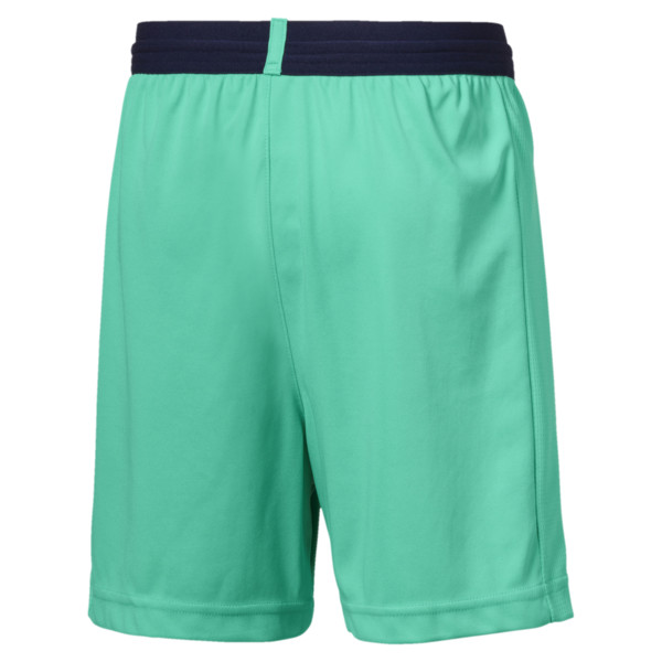 AFC Kids' Replica Shorts, Biscay Green-Peacoat, large