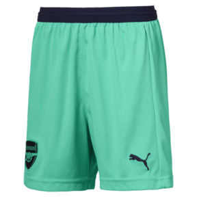 Thumbnail 1 of AFC Kids' Replica Shorts, Biscay Green-Peacoat, medium
