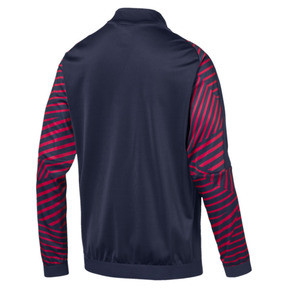 Thumbnail 5 of AFC Men's Stadium Jacket, Peacoat, medium