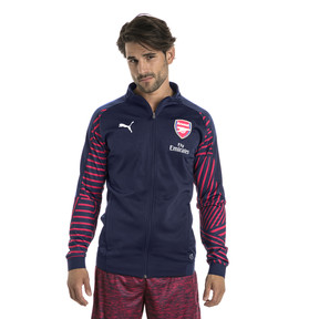 Thumbnail 1 of AFC Men's Stadium Jacket, Peacoat, medium