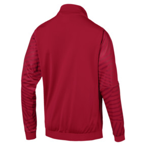 Thumbnail 2 of AFC Men's Stadium Jacket, Chili Pepper, medium
