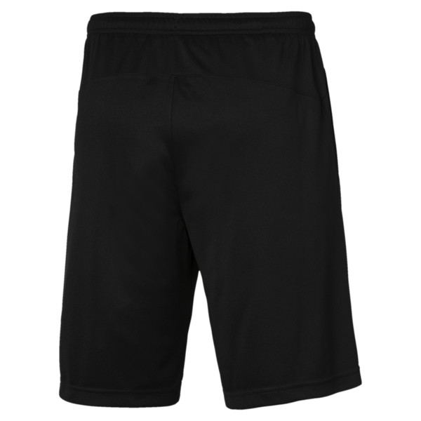 AFC Men's Training Shorts, Puma Black, large