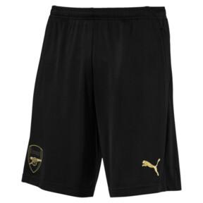 Thumbnail 1 of AFC Men's Training Shorts, Puma Black, medium