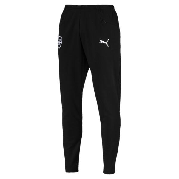 AFC Men's Casual Performance Sweatpants, Puma Black, large