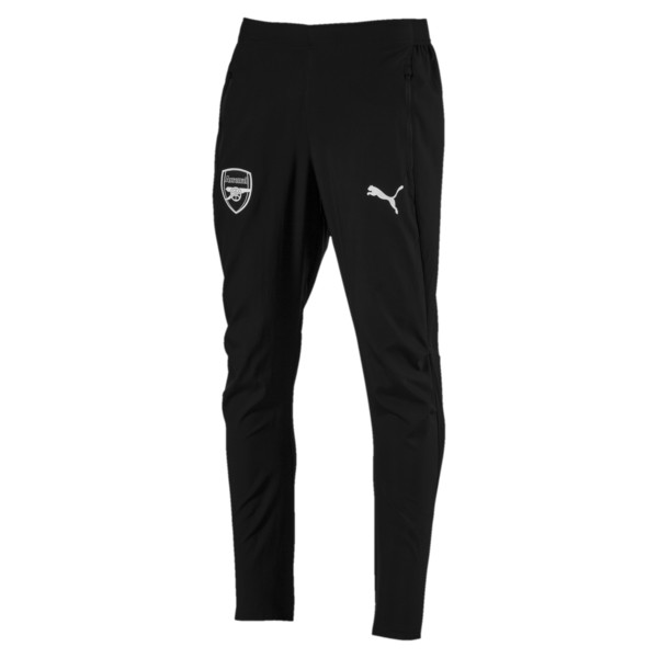 AFC Men's Woven Pants, Puma Black, large