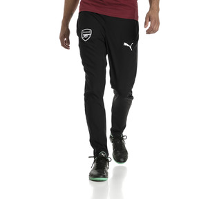 Thumbnail 1 of AFC Men's Woven Pants, Puma Black, medium