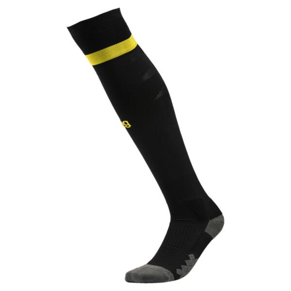 BVB Men's Socks, Puma Black, large