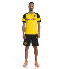 Thumbnail 3 of BVB Men's Home Replica Jersey, Cyber Yellow, medium