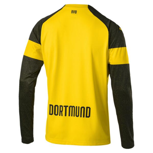 BVB LS ホーム レプリカシャツ, Cyber Yellow, large-JPN