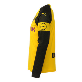 Thumbnail 2 of BVB LS ホーム レプリカシャツ, Cyber Yellow, medium-JPN