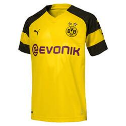 Camiseta réplica del uniforme titular del BVB para niños