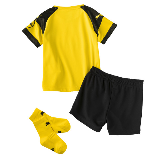 BVB Home Baby Kit, Cyber Yellow, large