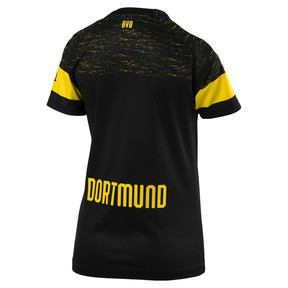 Thumbnail 5 of BVB Women's Away Replica Jersey, Puma Black, medium