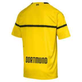 Thumbnail 5 of BVB Men's Cup Replica Jersey, Cyber Yellow, medium