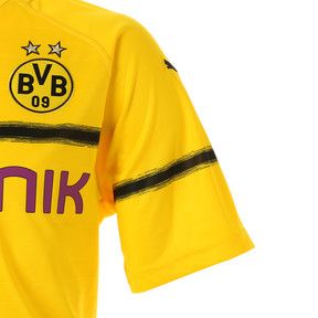 Thumbnail 4 of BVB SS INTL レプリカシャツ, Cyber Yellow, medium-JPN