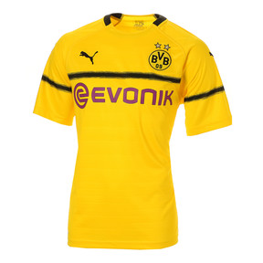 Thumbnail 1 of BVB SS INTL レプリカシャツ, Cyber Yellow, medium-JPN