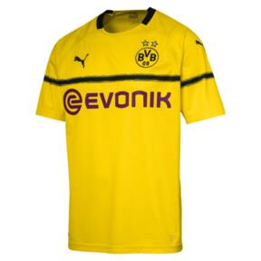 Thumbnail 2 of BVB Men's Cup Replica Jersey, Cyber Yellow, medium