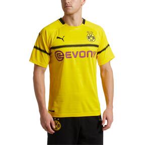 Thumbnail 1 of BVB Men's Cup Replica Jersey, Cyber Yellow, medium
