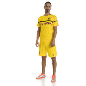 Thumbnail 3 of BVB Men's Cup Replica Jersey, Cyber Yellow, medium