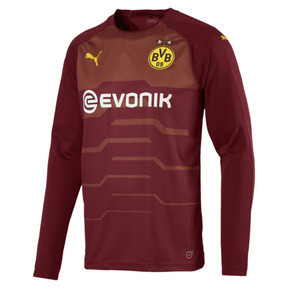 BVB Men's Long Sleeve Goalkeeper Jersey